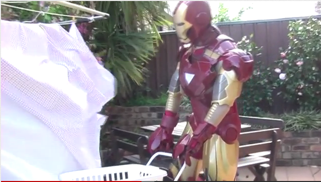 Sisi lain Iron Man yang tak pernah Anda ketahui – Jika Iron Man