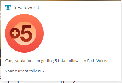 path-voice-follower
